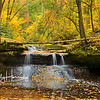 Creation Falls, autumn