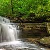 Overstreet Creek cascade 3