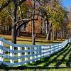 Keeneland fenceline