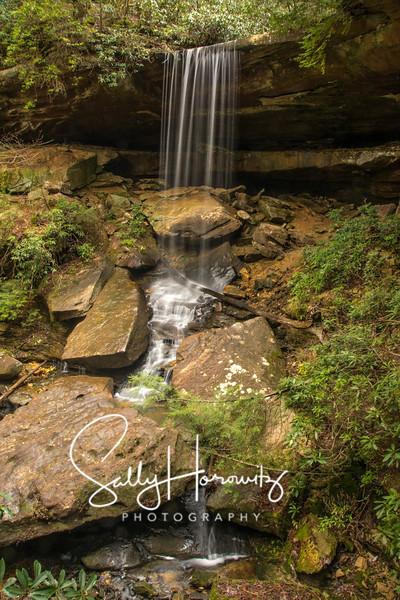 Van Hook Falls 1