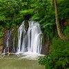 Mill Springs Mill waterfall 2