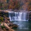 Cumberland Falls-Autumn