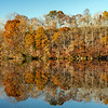 Lake Linville Reflections