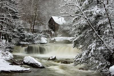 Glade Creek Grist Mill 2
