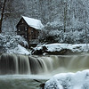 Glade Creek Grist Mill 1