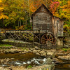 Glade Creek Grist Mill 5