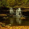 Keeneys Creek Falls 1