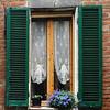 Green Shutters, Tuscany