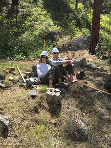 Wilderness Volunteers: 2017 Leader Training Trip, Wild and Scenic Salmon River, Salmon-Challis National Forest (Idaho)