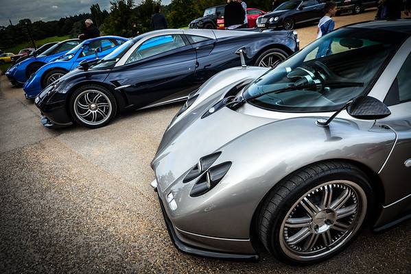 Pagani At Salon Prive