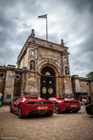 Salon Prive Ferrari