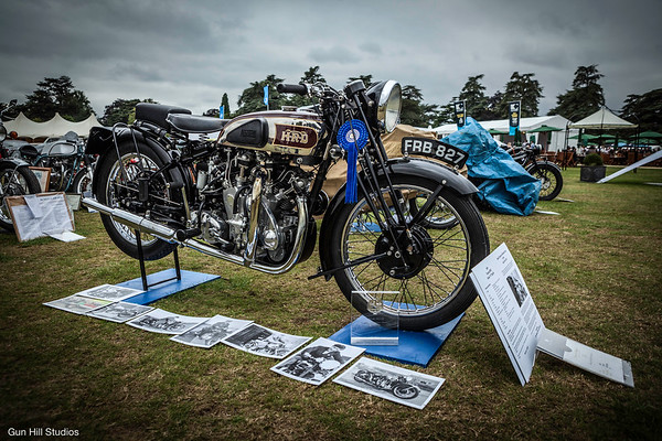 Salon Prive Vincent