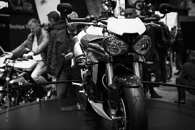 Salon de La Moto 2015