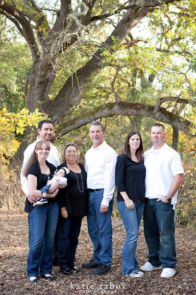 Salow Family Fall 2011