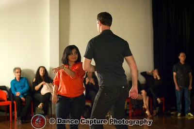 Salsa on Saturday - Six @ Belconnen Arts Centre - 30 May 2015