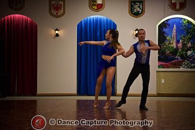Jason & Erica - Bachata