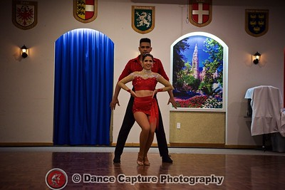 Pedro & Tiffany - Salsa