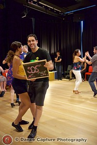 SOS Salsa on Saturday - 22 - Pre SLF Party 21 January 2017 @ Belconnen Arts Centre #salsaonsaturday