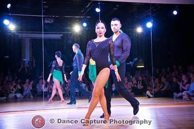 Koyomi and Brendan (LDA) - Salsa