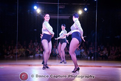 Pascale and Laura – Cha Cha – Pro Am