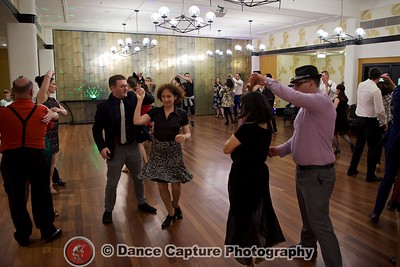 Salsa Workshop with Christian & Diana