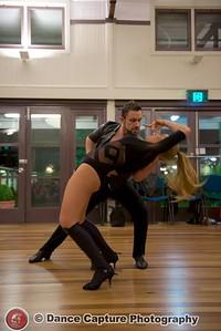 Nestor & Tiff Bachata Performance