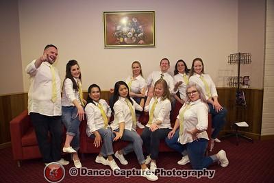Salsa on Saturday (SOS-43)  Halloween Special Austrian Australian Club 27 October 2018