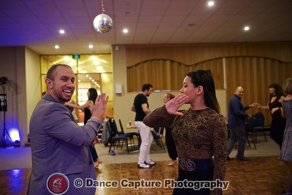 Salsa Workshop - Jaime & Jess