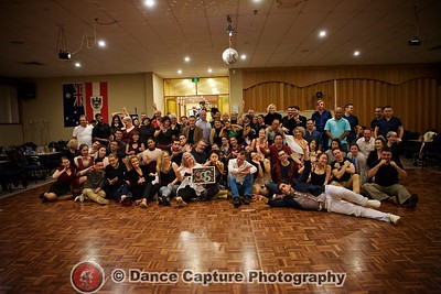 Salsa on Saturday (SOS) SLF pre party 23 June 2018 Austrian Club - Mawson