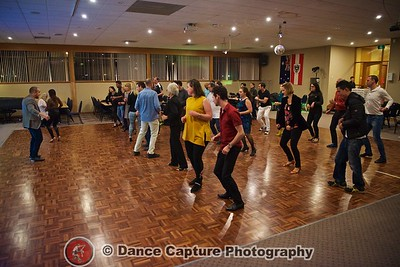 Salsa Workshop - Jaime & Jess