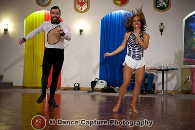Sergio & Mary Grace - Salsa
