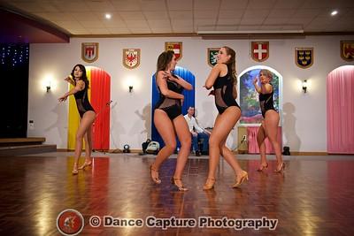 Subsdance Ladies Salsa Shines