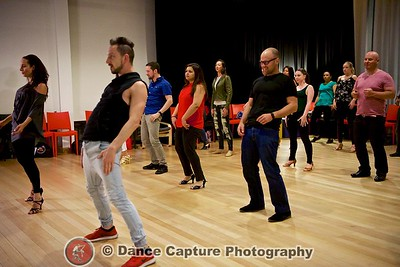 Bachata Workshop with Mitch and Ellicia