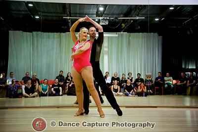 Mitch & Janja - Pro-Am Salsa