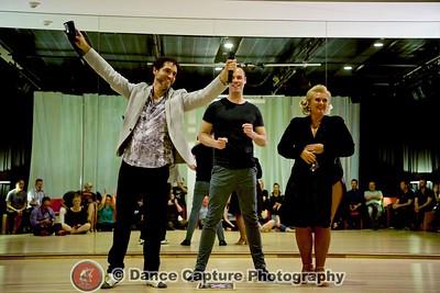 Salsa on Saturday - Pre ALDC - 3 June 2017 @ Belconnen Arts Centre #salsaonsaturday