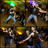 Collage of Jack and Jill competition finals: Móni and Balázs