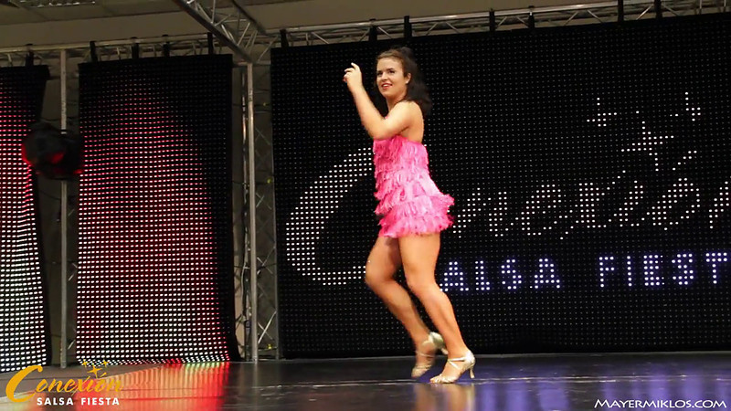 "Melitta Minescu's solo show <a href=""http://www.youtube.com/watch?v=e13_93TIZK4""target='_blank'>Youtube link</a>"