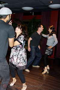 Salsa @ UniPub 1 May 2014