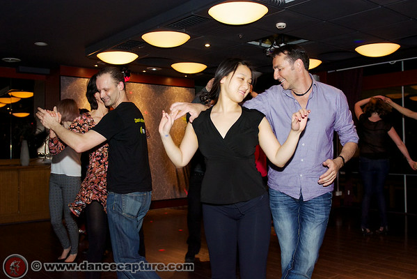 Salsa @ UniPub 3 July 2014