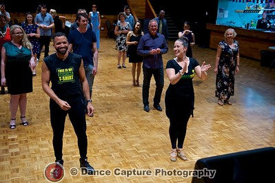 Salsa Workshop with Franklin & Josie
