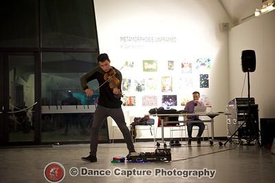 Justin Bailey Violin performance