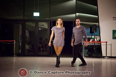 Carlos & Chloe performance