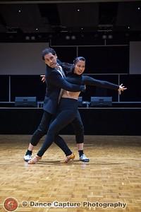 JP & Jenny - Salsa