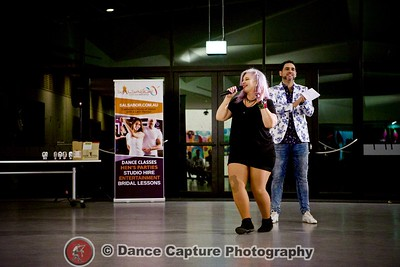 Salsabor Dance Studio End of Term Fiesta @ The Belconnen Arts Centre - 13 October 2018