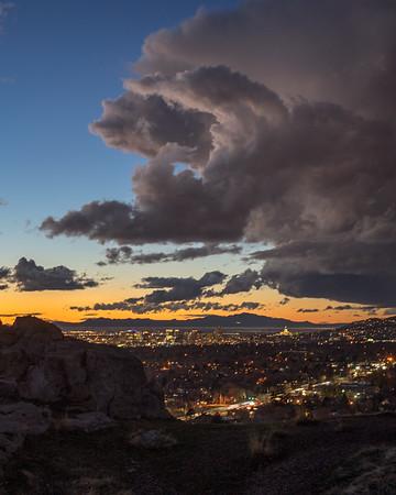 Salt Lake City Twilight II