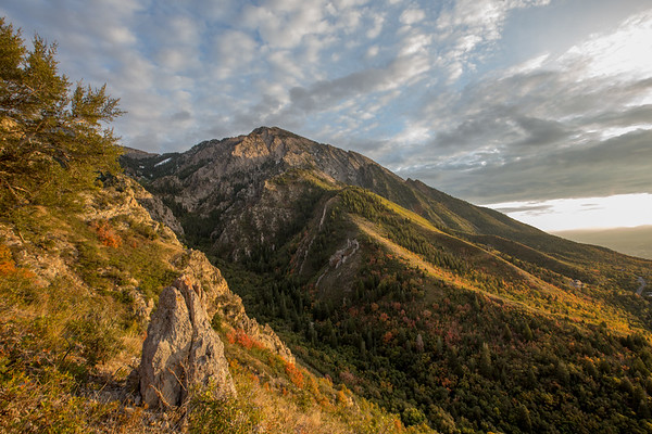 Slopes of Mount Olympus