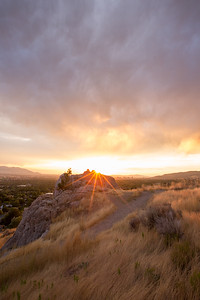 Foothill Sunset III