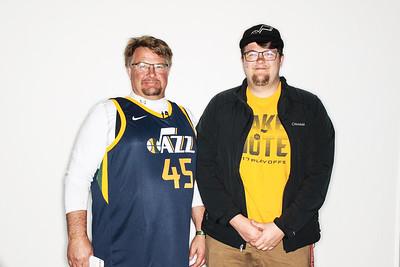 Jazz vs Nuggets 4-9-2019-Salt Lake City Photo Booth Rental-SocialLightPhoto com-184