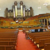 Panorama of the tabernacle