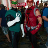 Green Lantern and Red Arrow